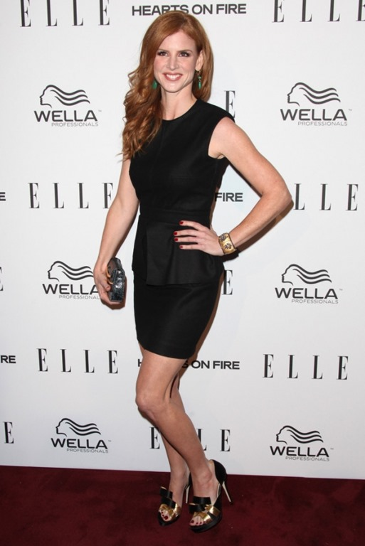 sarah rafferty hot